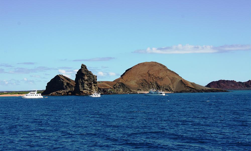 Dykresa och liveaboard Galapagos